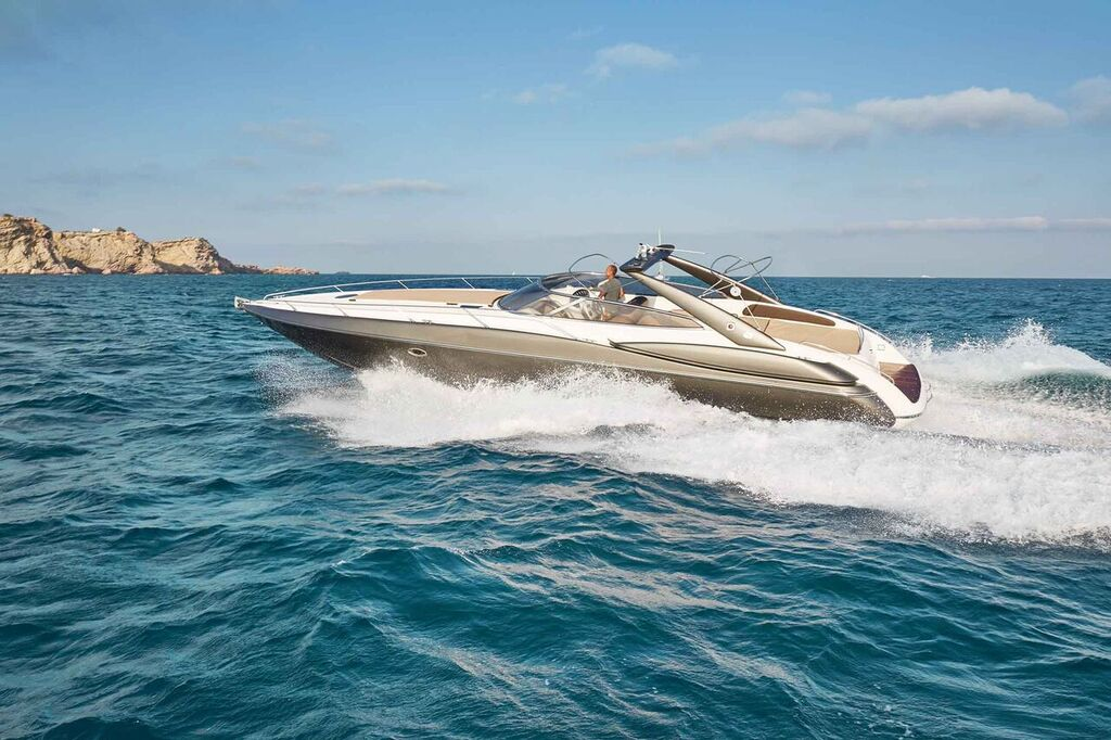 Ibiza 48 Sunseeker Superhawk Just For Fun