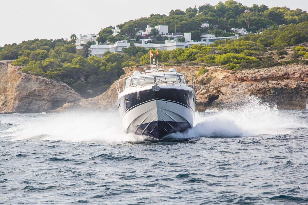 Ibiza 58 Princessv58 Yacht