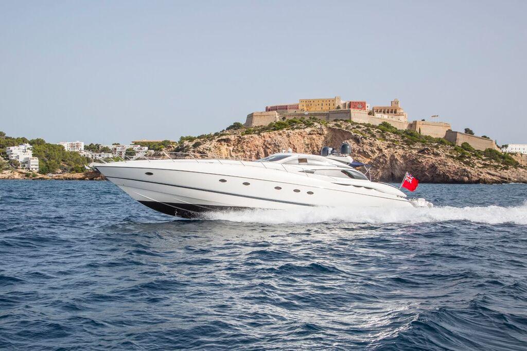 Sunseeker 75 Predator Ibiza