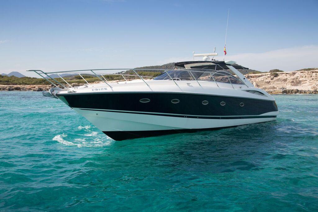 Yacht 50 Sunseeker Camargue Insomnia Ibiza
