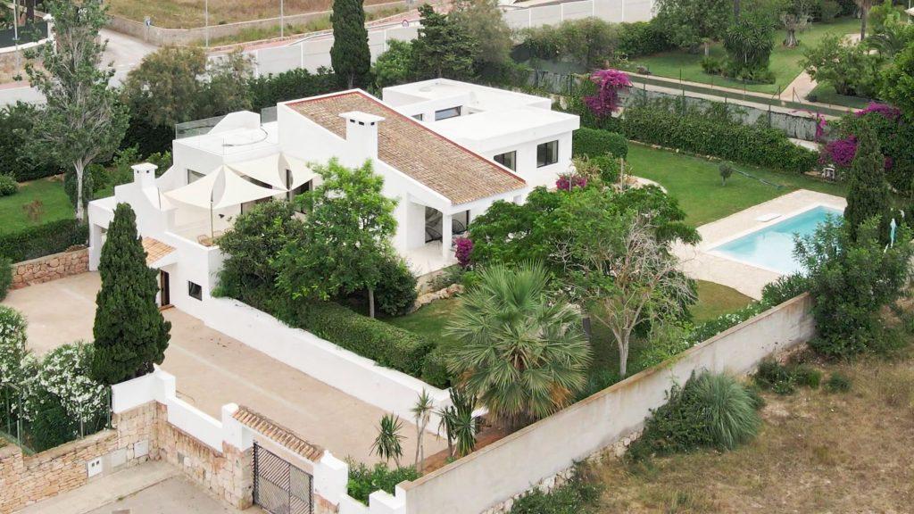 12Ibiza Kingsize Villa Jesus With Huge Garden Ibiza