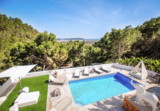 1 Villa Close To Ibiza Town