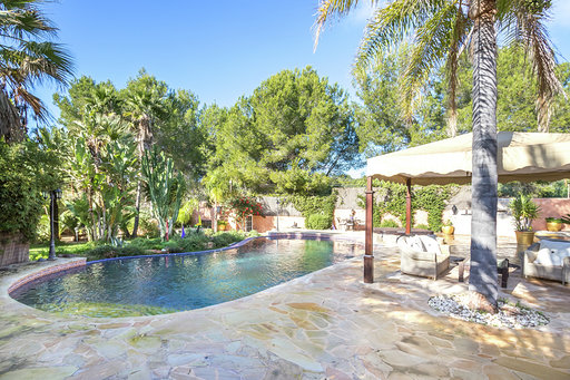 10 Finca Close To Cala Gracio Ibiza