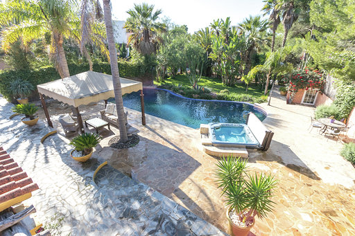 13 Finca Close To Cala Gracio Ibiza