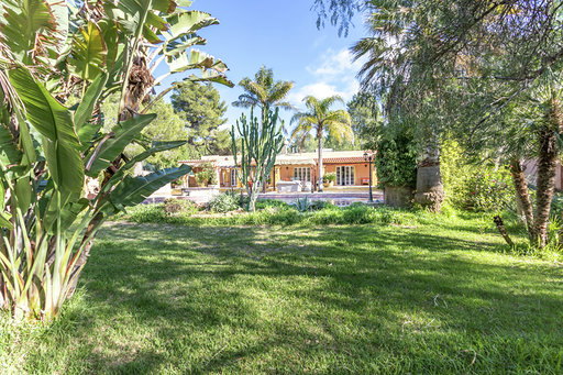 14 Finca Close To Cala Gracio Ibza