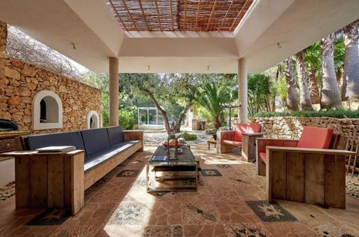 17 Villa Santa Gertrudis Ibiza