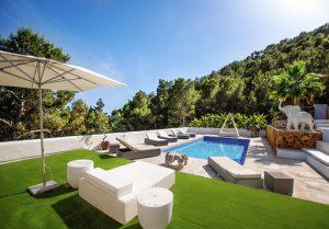 2 Villa Close To Ibiza Town