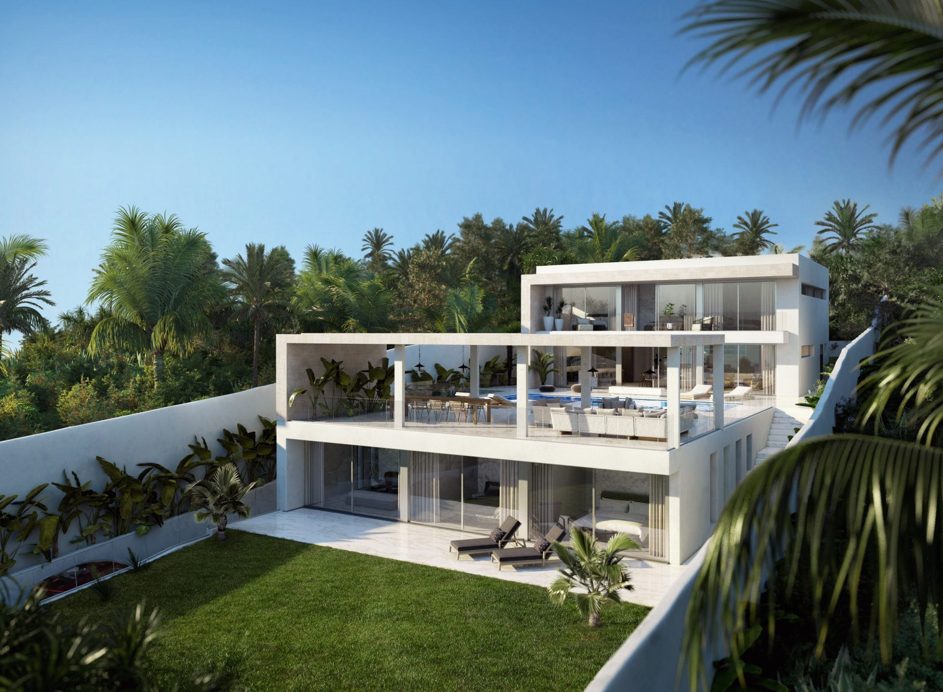 1 Land With Project. Cap Martinet