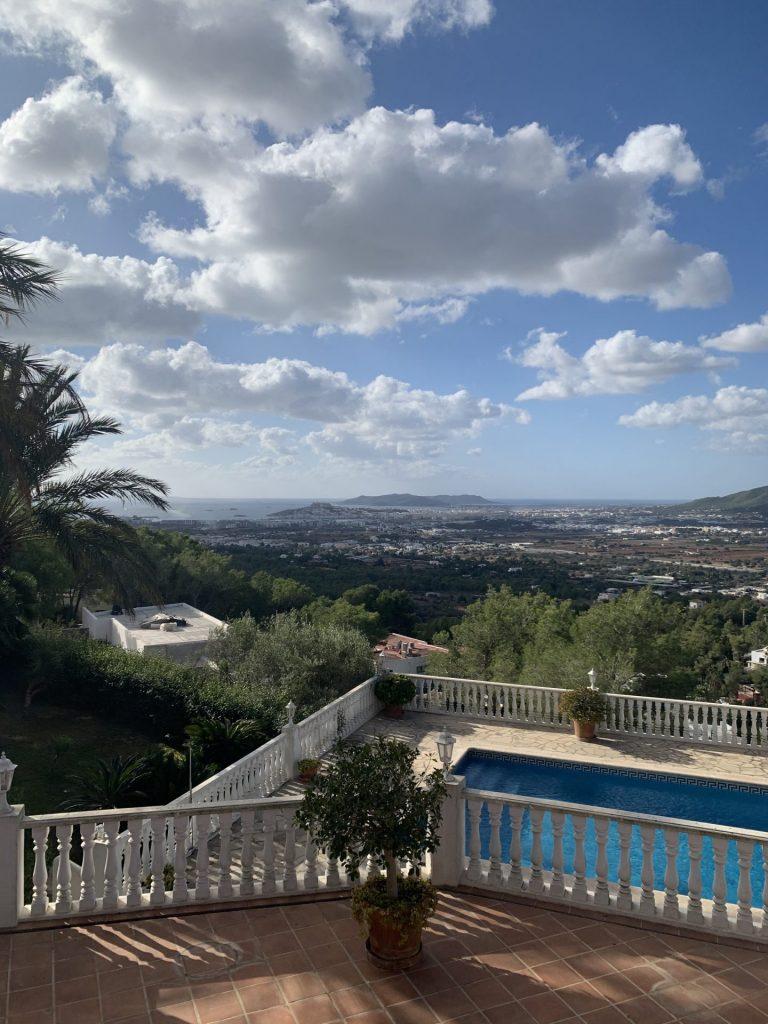 10 Villa With Magic Views Ibiza Kingsize.com