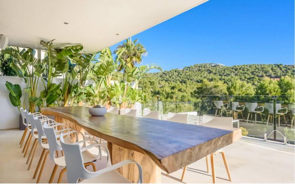 11 Villa In Cap Martinet Ibiza Kingsize.com