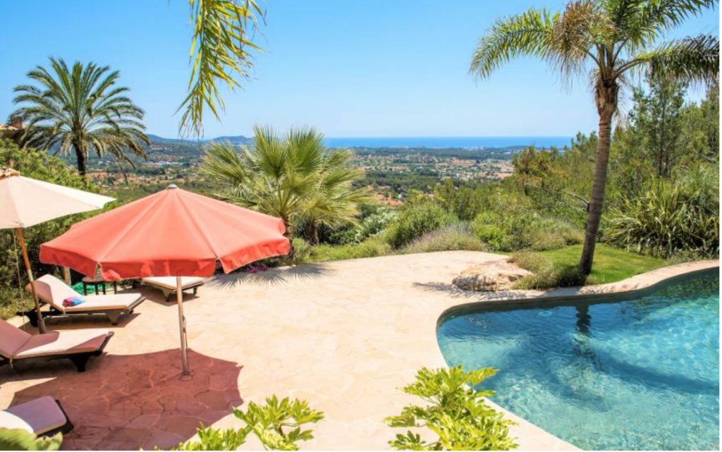 11 Villa In Santa Eulalia Ibiza Kingsize.com