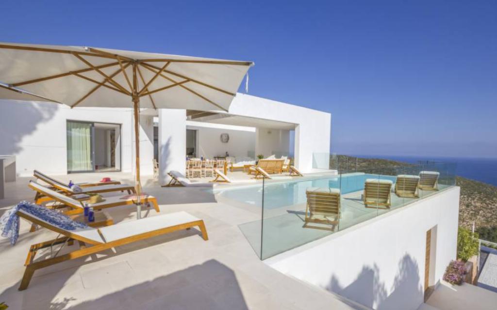 3 Villa In Roca Lisa Ibiza Kingsize.com