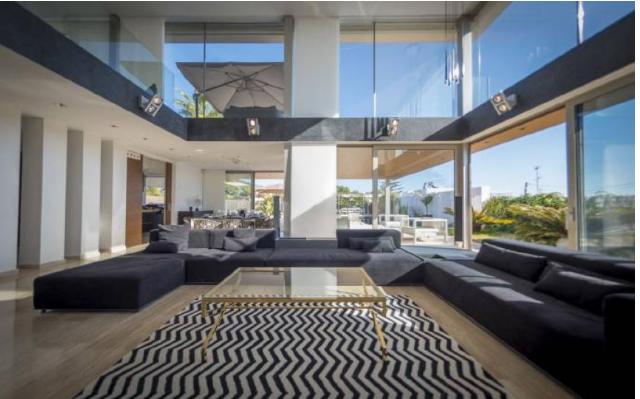 8 Villa In Sa Carocca Ibiza Kingsize.com