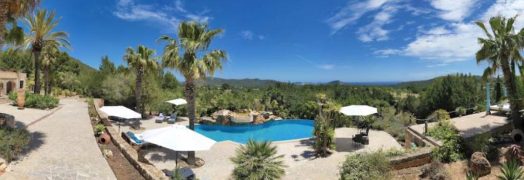 9 Villa In Es Cubells Ibiza Kingsize.com